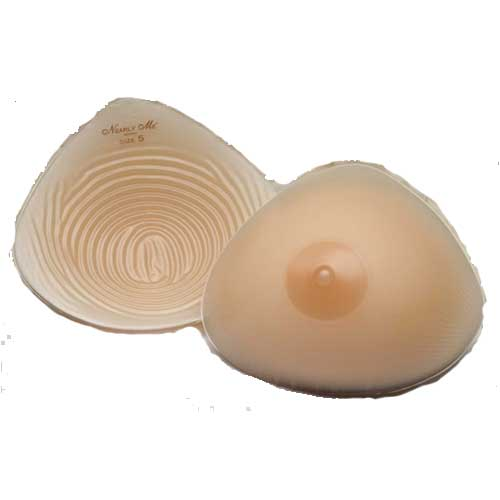 Classic Silicone Breast Forms