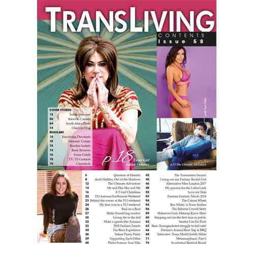 TransLiving Magazine Issue 58