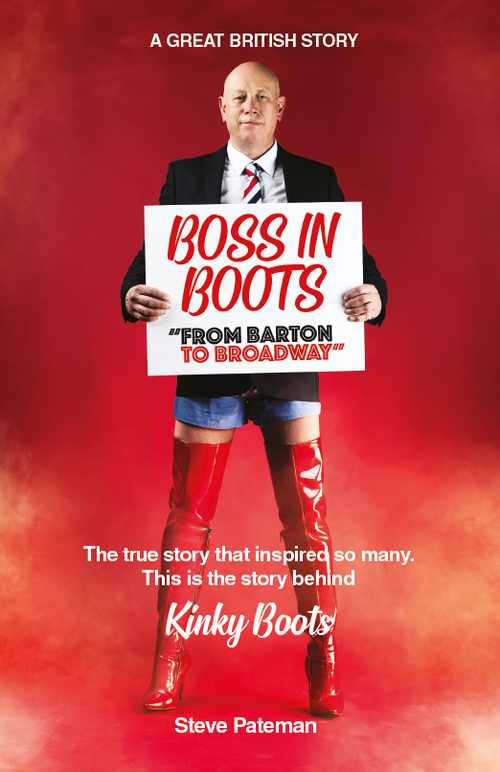 Boss In Boots by Steve Pateman