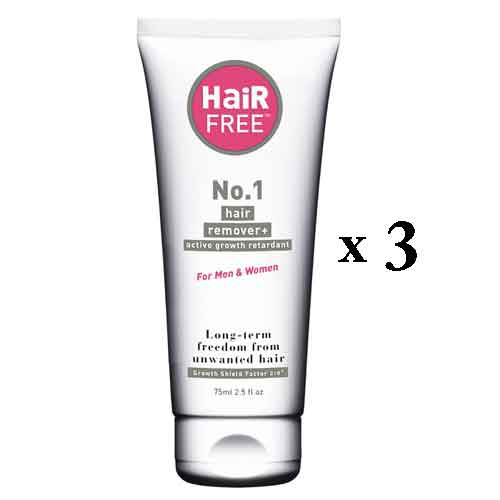 Special Offer 3 for 2 Hair Free